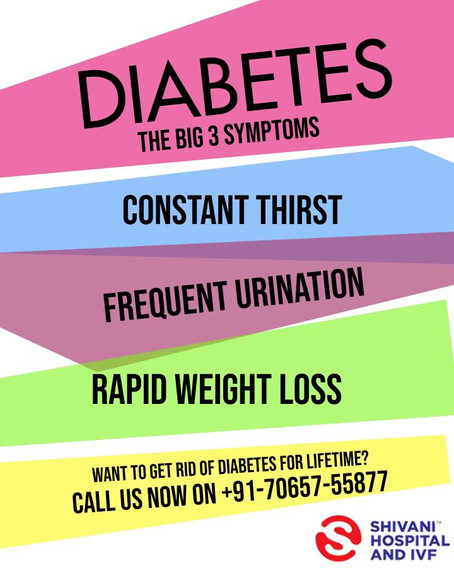 Are You Diabetic ?