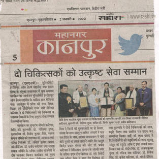 Student of the year news