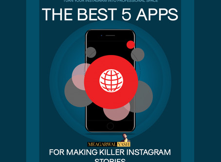 5 Best Apps For Instagram Stories : Transform Your Visual Content
