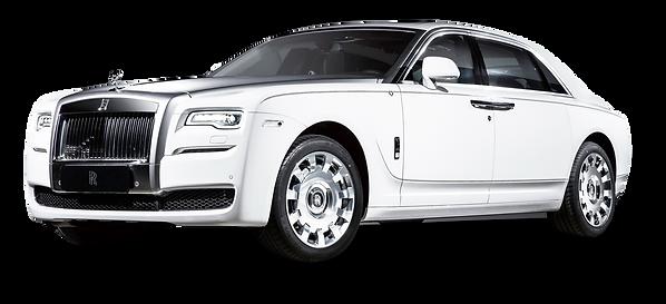 PNGPIX-COM-White-Rolls-Royce-Ghost-Luxur