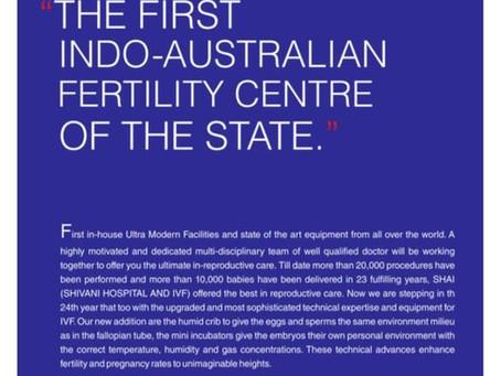 Indo-Australian Fertility Techniques