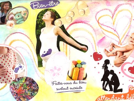 Atelier Carnet de grossesse créatif