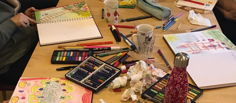 Les journées de formation à la créativité