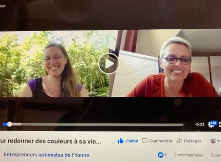 Une belle interview vidéo