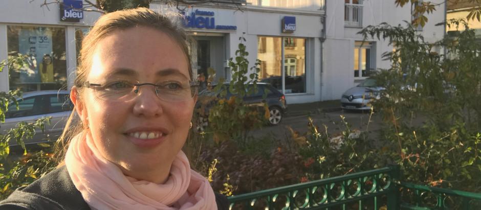 Participation à des émissions France Bleu Auxerre