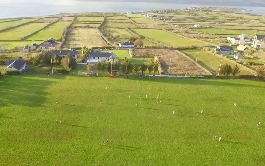 Cromane GAA Pitch