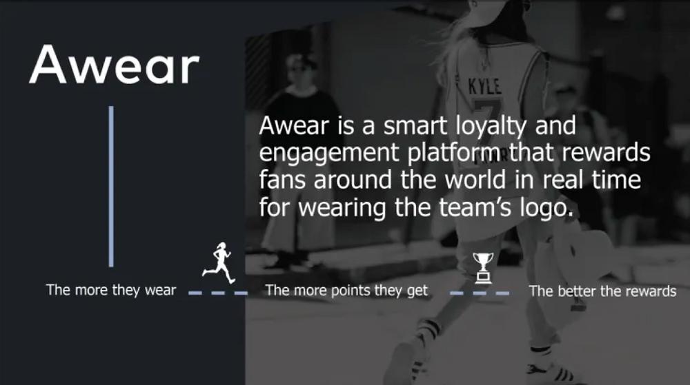 Awear loyalty engagement platform