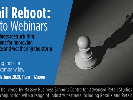 Retail Reboot: How to Webinar 8 - Restructuring tools for retailers in company law