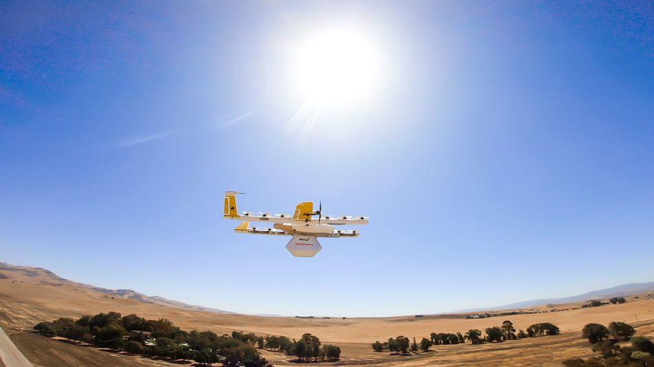 Walgreen drones