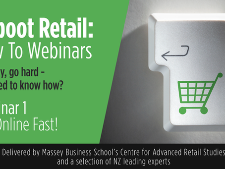 REBOOT RETAIL: How to Webinars
