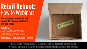Retail Reboot: How to Webinar 5 - Stock, costs and streams: right-sizing financial flows