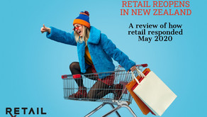 New Zealand Retail Re-Opens - a review of how retailers responded