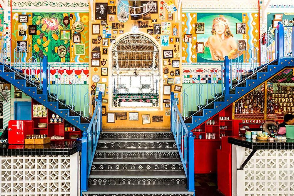 Motel Mexicola Interior - Seminyak Bali