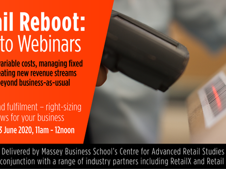 Retail Reboot: How to Webinar 6 - Logistics and Fulfilment