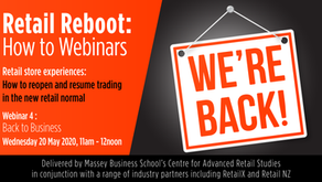Retail Reboot: How to Webinar 4 - Back to Business