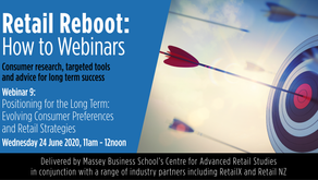 Retail Reboot: How to Webinar 9 - Positioning for the Long Term