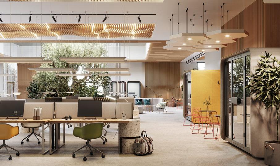 GU/GÜ für Office und Commercial