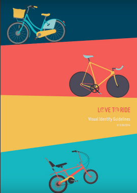 grafikdesign Webdesign Köln Corporate Design Love to ride