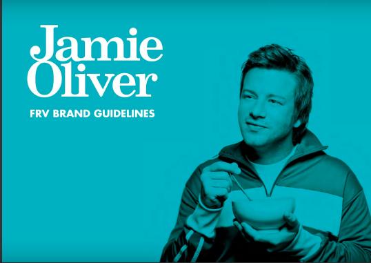 grafikdesign Webdesign Köln Corporate Design Jamie Oliver