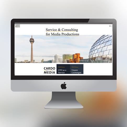 CARDOMEDIA I Finance & Controlling für Medien-, Film- und Fernsehproduktionen