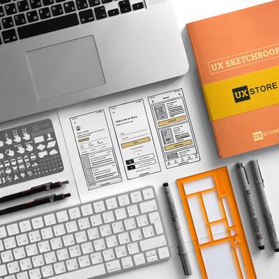 Wireframes als wichtiger Schritt im Webdesign – sie bilden die Schnittstelle zwischen Konzeption und