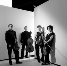 Asasello Quartett Photo: Hermann und Clärchen  Baus
