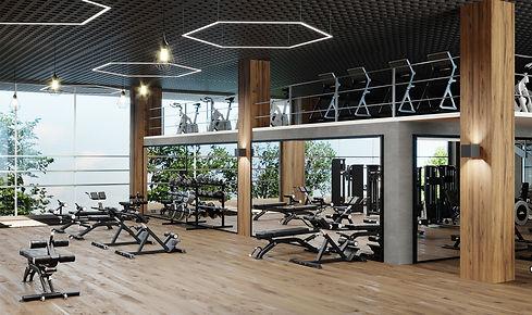 Holder: Spezialist für Fitnessstudio-Ausbau
