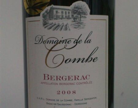 BERGERAC Domaine de la Combe