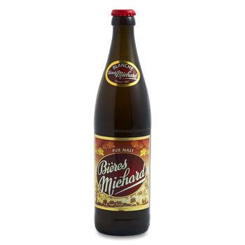 MICHARD Bière blanche 50cl