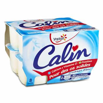 YOPLAIT - CALIN Fromage blanc 3,2% M.G.