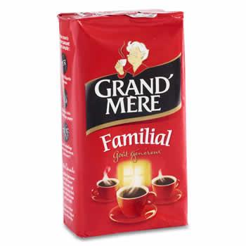Café Moulu Familial GRAND-MERE - 250g