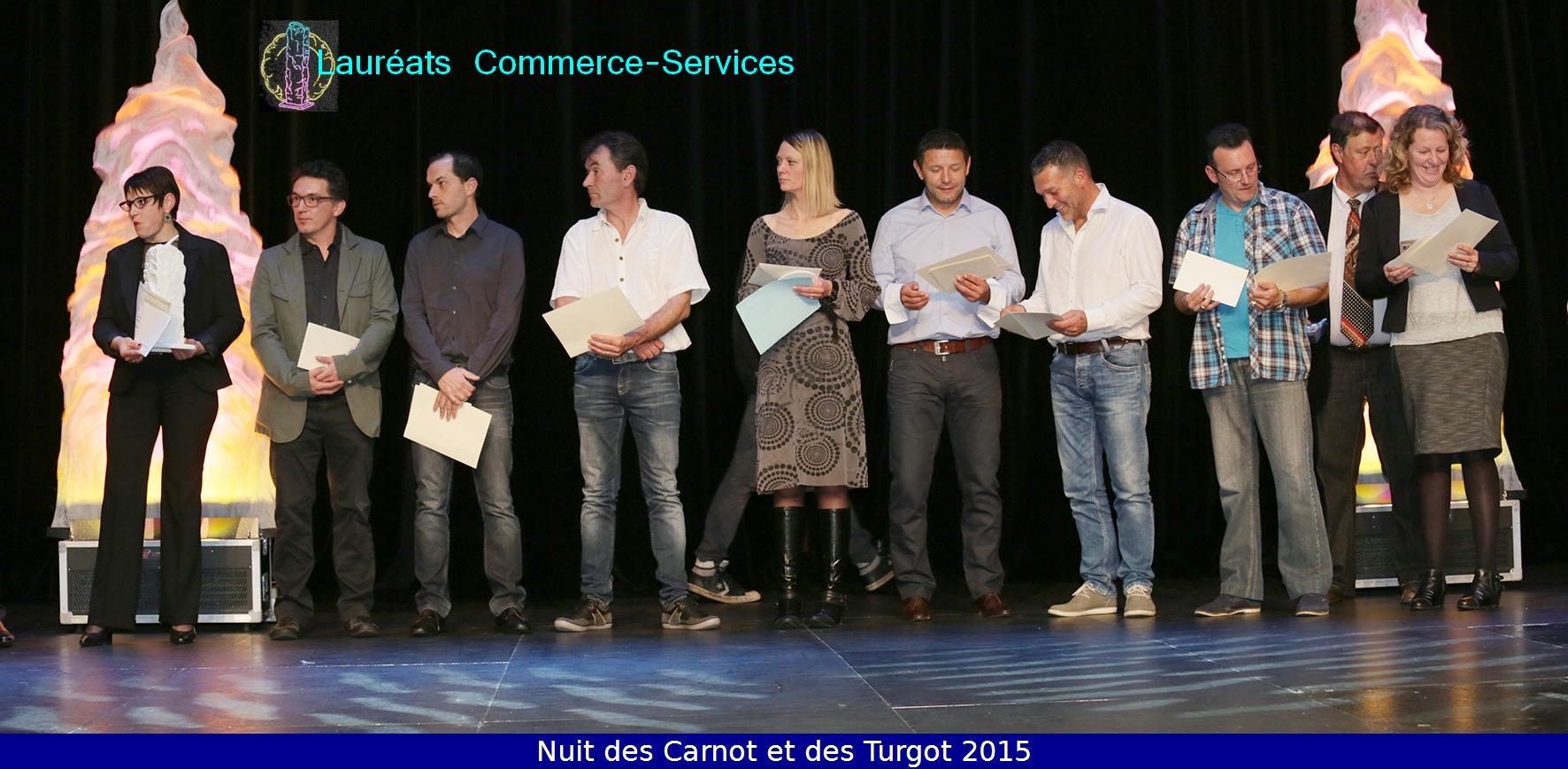 Carnot et Turbot 2015