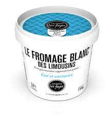 les Fayes Fromage blanc 750g