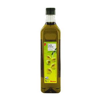 Huile d' Olive AUCHAN 1L