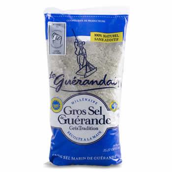 LE GUERANDAIS Gros sel marin riche en magnésium 1