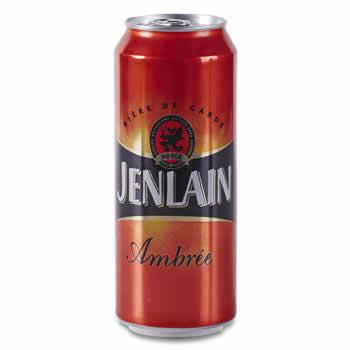 JENLAIN Bière ambrée 50cl