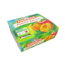 Dessert fruitier pomme/abricot