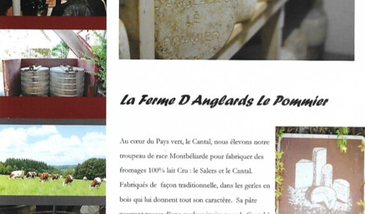 Affiche Cantal
