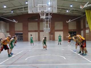 Crònica U.E. Sant Andreu - C.B. Trèvol
