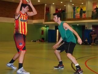 Sènior Masculí: Crònica U.E. Sant Andreu - C.B. Cerdanyola al dia