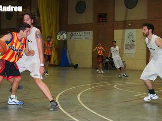 Sènior Masculí: Crònica U.E. Sant Andreu - E.E. Brafa A