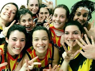 Sènior Femení: Crònica U.E. Sant Andreu - Bàsquet Ceissa