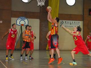 Sènior Masculí: Crònica Bàsquet Ceissa - U.E. Sant Andreu A