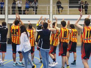 Sènior Masculí: C.E. La Marina - U.E. Sant Andreu