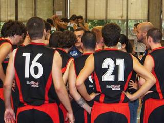Primera victòria del bàsquet del Sant Andreu