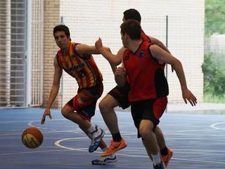 Sènior Masculí: Crònica U.E. Sant Andreu - AESC Ramon Llull C