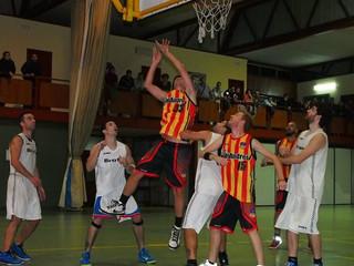 Crònica U.E. Sant Andreu - Bàsquet Nou Barris