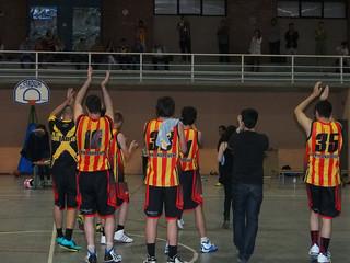 Sènior Masculí: Crònica Bàsquet Nou Barris - U.E. Sant Andreu