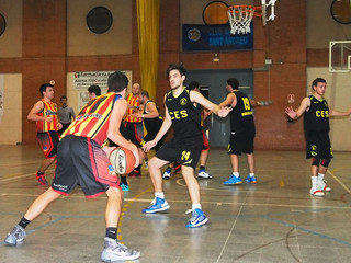 Sènior Masculí: Crònica U.E. Sant Andreu A - C.B. Viladecavalls B