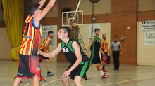 Sènior Masculí: Crònica U.E. Sant Andreu A VS Escolapis Sarrià A